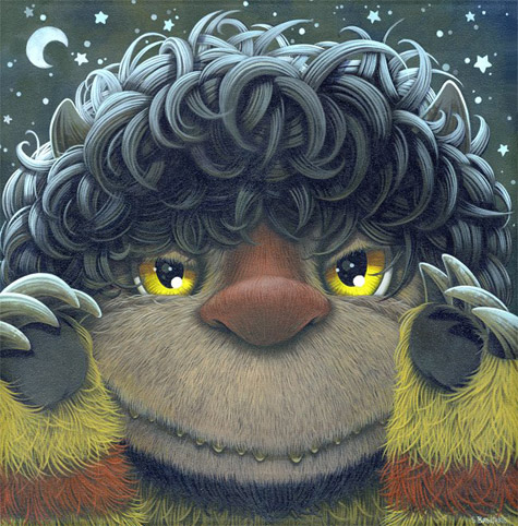 Terrible Yellow Eyes. A Maurice Sendak Tribute