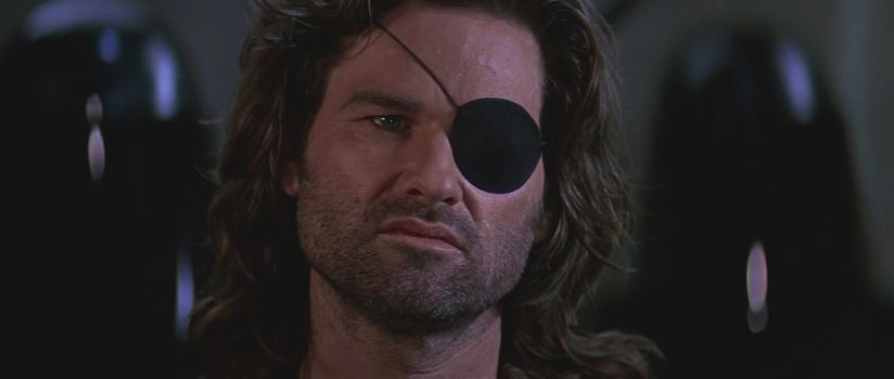 8 Essential Eyepatches in Science Fiction Snake Plissken Escape from New Yor Escape from LA Kurt Russell