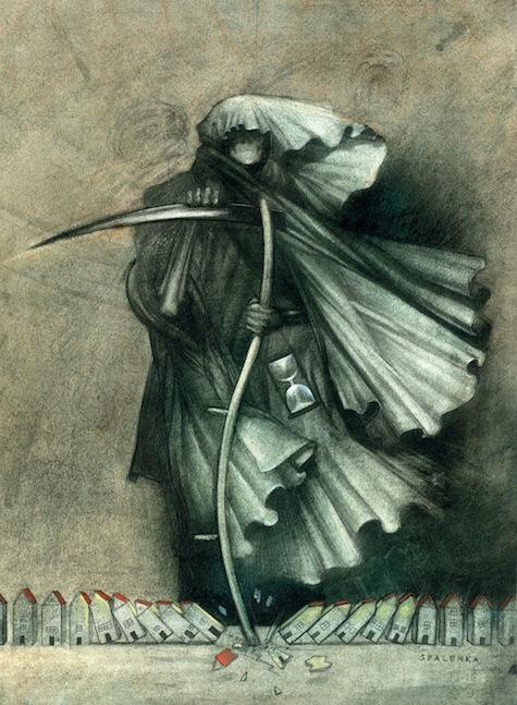 The Art of Greg Spanlenka