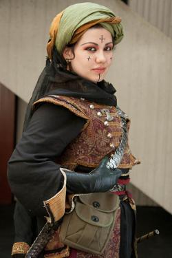 Jeni Hellum steampunk costume