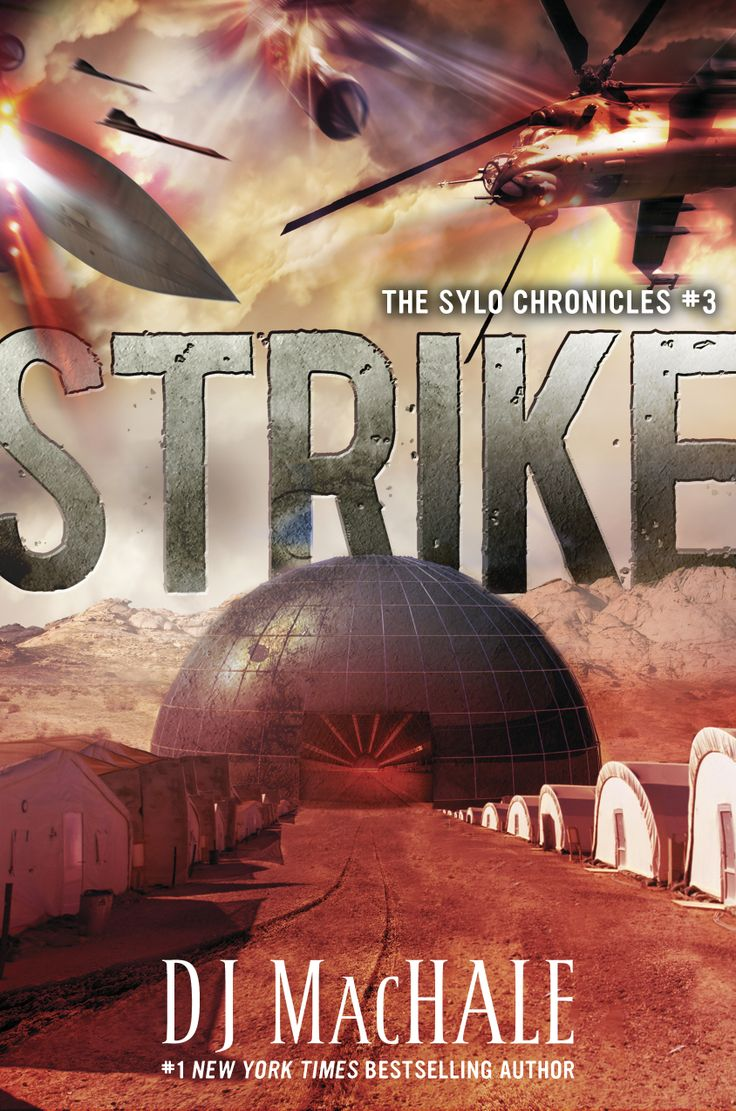 Strike (The SYLO Chronicles #3) by D.J. MacHale