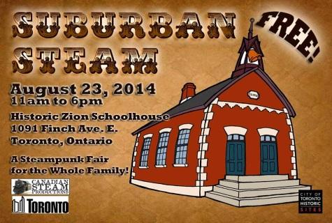 Suburban Steam