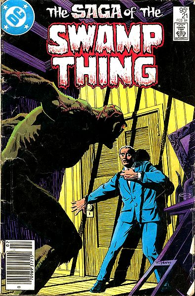 The Great Alan Moore Reread Swamp Thing Part 1 Tor