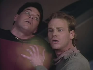 T'Jon attacks Riker