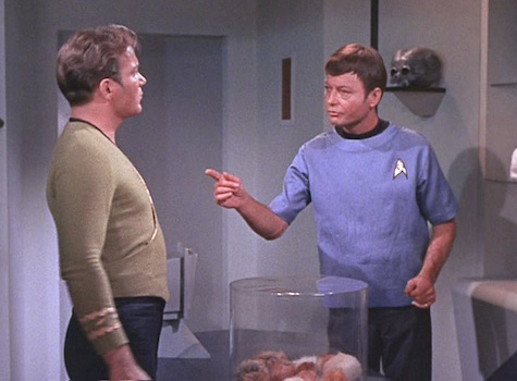 Star Trek Rewatch: The Trouble With Tribbles