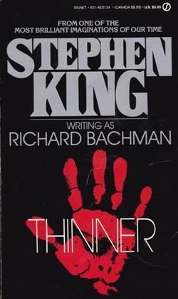 Stephen King Thinner