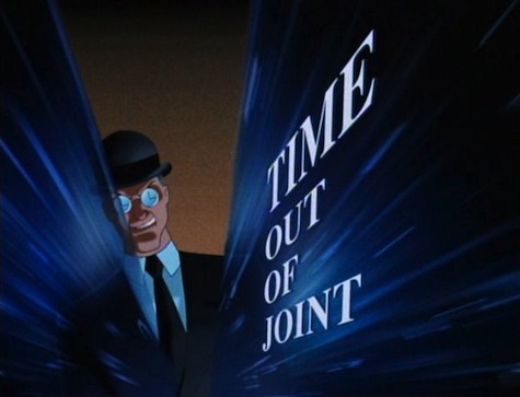 Batman the Animated Series Time Out of Joint