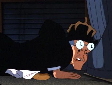 Batman the Animated Series Clock King