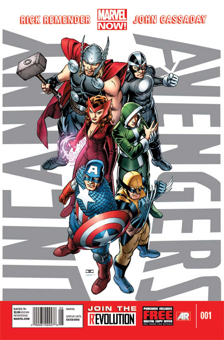 Reader's Guide to the Marvel NOW! Relaunch | Tor com