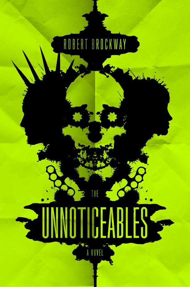 Unnoticeables Robert Brockway cover