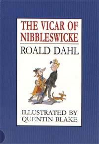 Roald Dahl Children's Books The Vicar of Nibbleswicke The Minpins