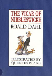 Roald Dahl Children's Books The Vicar of Nibbleswicke The Minpins