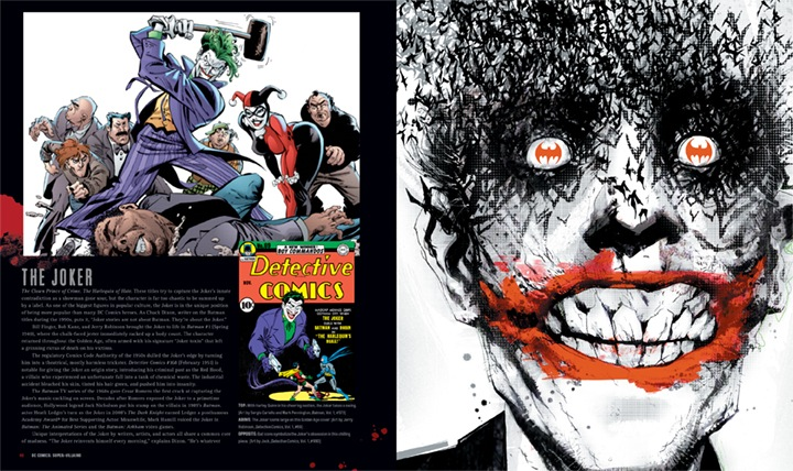 DC Comics: Super-Villains: The Complete Visual History