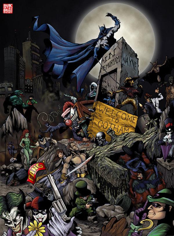 The Hero Gotham Deserves: Is Batman Good for Gotham City?   Tor com