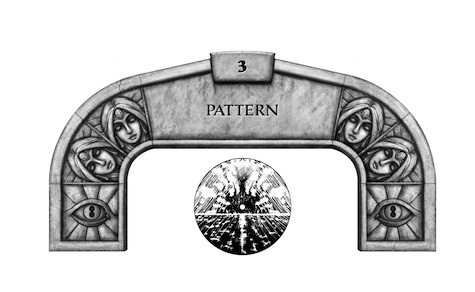 Words of Radiance Chapter 3 arch Pattern
