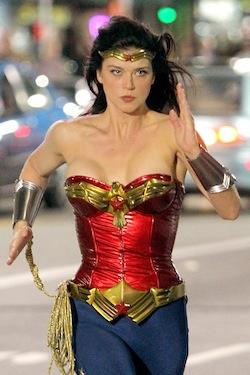 Wonder Woman Adrianne Palicki