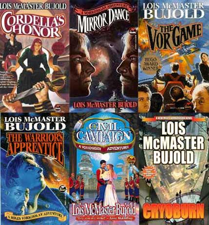 Something Else Like… Lois McMaster Bujold's Vorkosigan Saga | Tor com