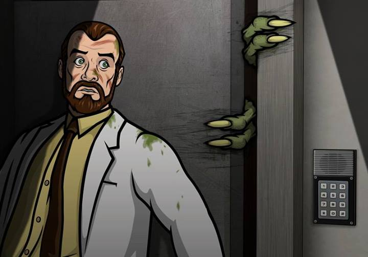 Archer Dr. Krieger summer monsters