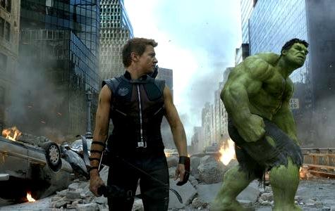 Hawkeye, The Avengers