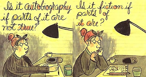 Asian American comics characters Lynda Barry