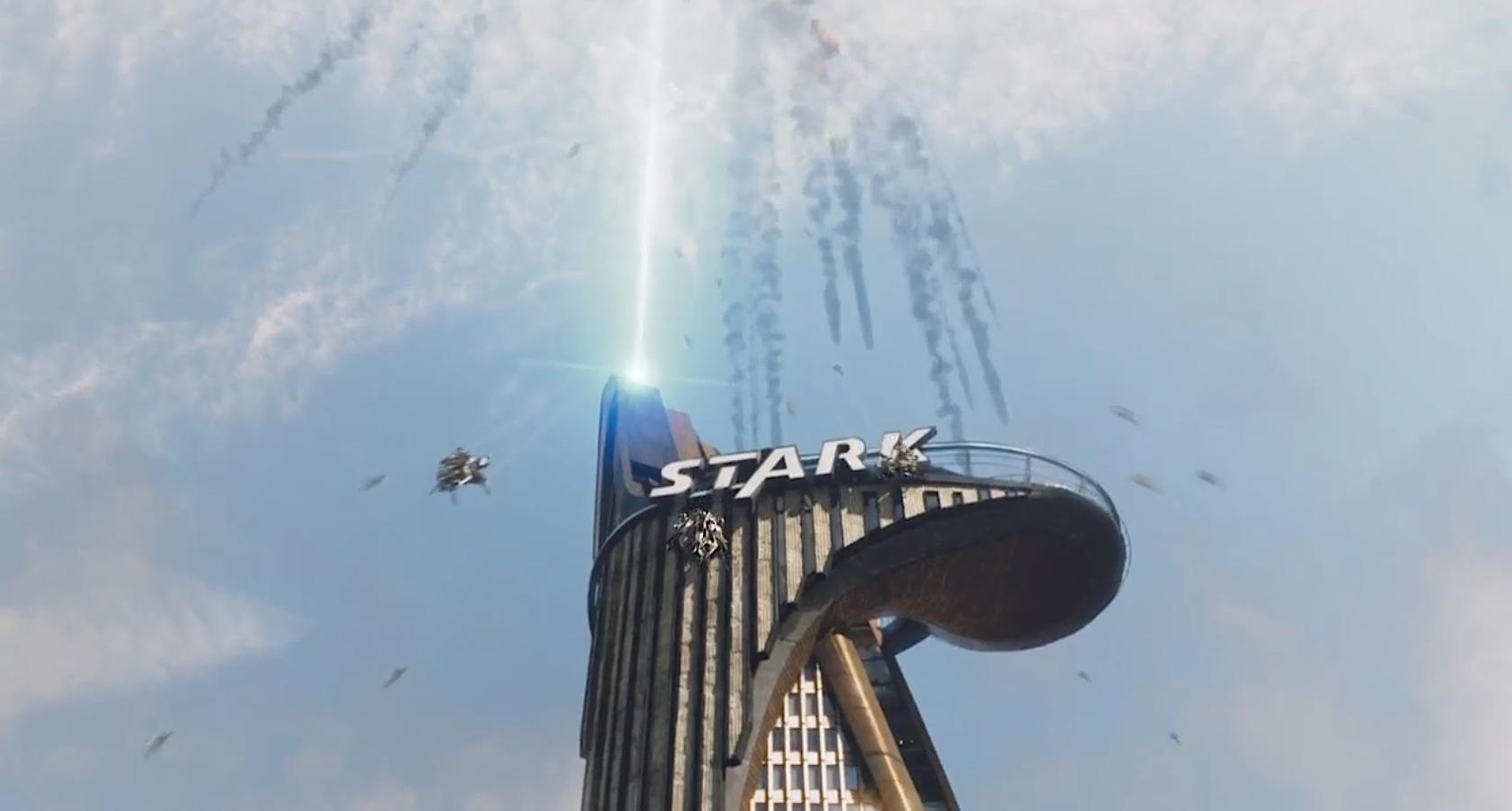 Stark Tower