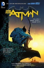 Batman Vol. 5: Zero Hour—Dark City Scott Snyder