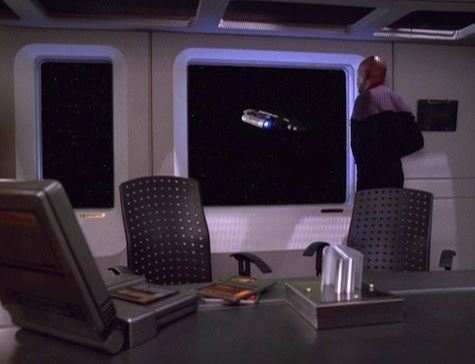 Star Trek: Deep Space Nine Rewatch on Tor.com: Behind the Lines