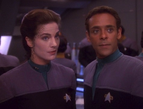 Star Trek: Deep Space Nine Rewatch on Tor.com: Behind the Lines