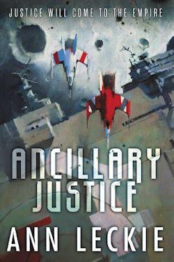 Ancillary Justice Ann Leckie Clarke Awards