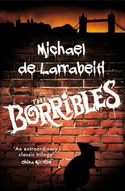 The Borribles Michael de Larrabeiti