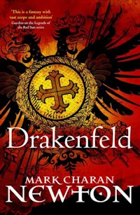 British Genre Fiction Focus Drakenfeld Mark Charon Newton Cover Reveal
