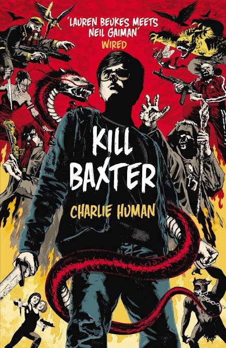 Kill Baxter cover art