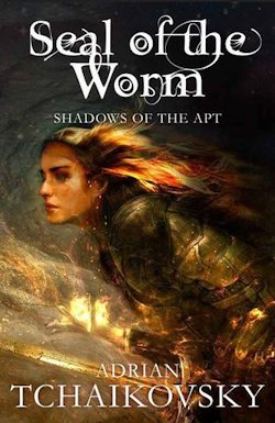 Seal of the Worm Shadows of the Apt Adrian Tchaikovsky