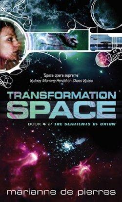 Transformation Space Marianne de Pierres