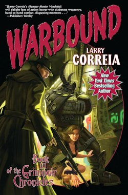 Warbound Larry Correia