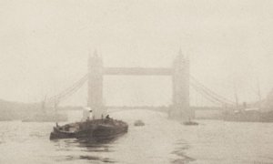 British Genre Fiction Focus Water Stories