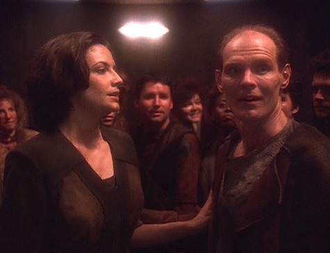 Star Trek: Deep Space Nine Rewatch on Tor.com: Blaze of Glory