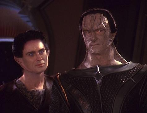 Star Trek: Deep Space Nine Rewatch on Tor.com: Ties of Blood and Water
