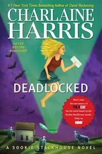 Barnes and Noble Deadlocked Charlaine Harris