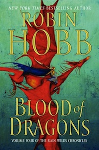Barnes and Noble Blood of Dragons Robin Hobb