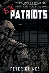 Barnes and Noble Ex-Patriots Peter Clines
