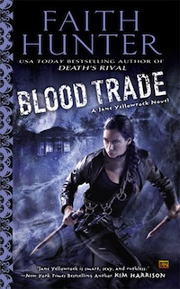 Barnes and Noble Blood Trade Faith Hunter