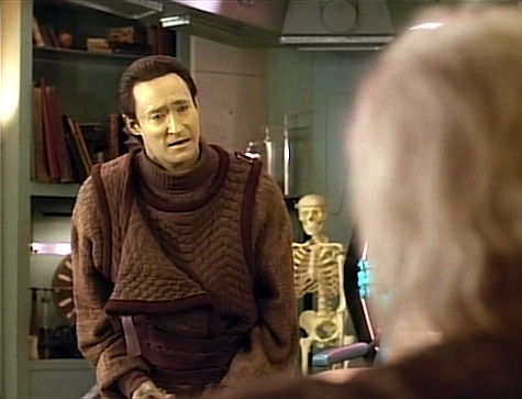 Star Trek: The Next Generation Rewatch: on Tor.com: Brothers