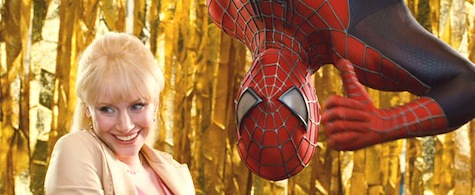Bryce Dallas Howard Gwen Stacy Spider-Man 3