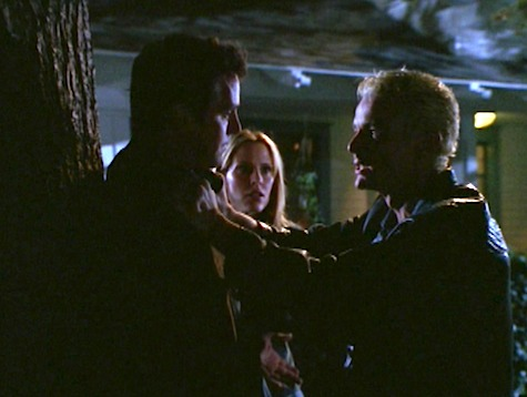 Buffy the Vampire Slayer, After Life, Spike, Xander, Anya