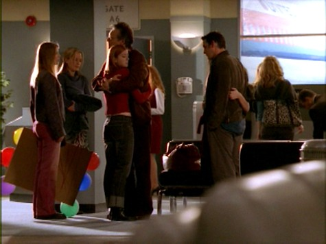 Buffy the Vampire Slayer, Bargaining, Giles, Willow, Xander, Anya, Tara