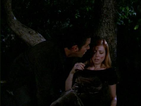 Buffy the Vampire Slayer, Bargaining, Xander, Willow