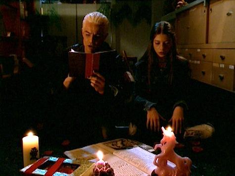 Buffy the Vampire Slayer, Blood Ties, Dawn, Spike