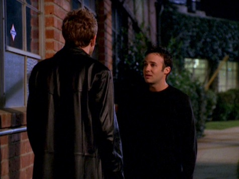 Buffy the Vampire Slayer, Never Leave Me, Bring It On, Andrew, Jonathan