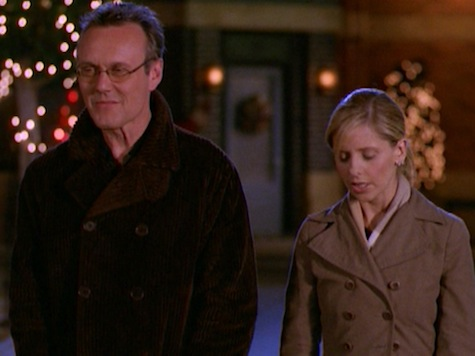Buffy the Vampire Slayer, Never Leave Me, Bring It On, Giles